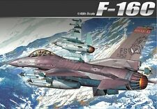 Academy 1/48 Plastic Model Kit F-16C FLYING RAZORBACKS # 12204