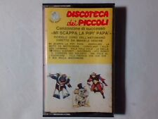 PICCOLO CORO DELL'ANTONIANO Discoteca dei piccoli vol. 7 mc GOLDRAKE UFO ROBOT