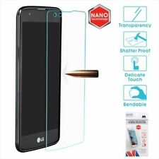 Shatter-Proof Screen Protector Film For LG K7/Treasure LTE no edge cover