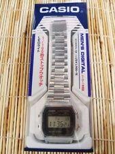New! CASIO Standard Mens Watch A158WA-1JF Silver Japan Best Seller Model