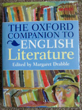 The Oxford Companion to English Literature by Oxford University Press. VG+.