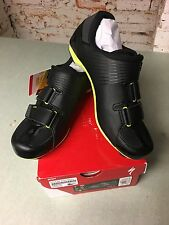 Specialized Elite Road shoes - Black and Green - Size 42 NEW!