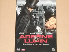 Arsène Lupin - (Pascal Greggory, Eva Green) 2xDVD Special Edition