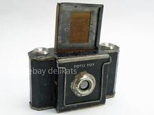 Vecchia macchina fotografica giocattolo FOTO TOY camera vintage Toyland