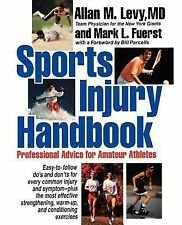 Sports Injury Handbook: Professional Advice for Amateur Athletes