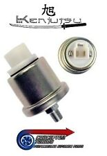 Kenjutsu Quality Oil Pressure Sender to Gauge- For R34 GTT Skyline RB25DET Neo
