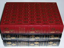 Easton Press Works ALEXANDRE DUMAS 3 vol Twenty Years After Iron Mask Musketeers