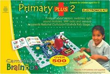 Cambridge Brainbox PRIMARY PLUS 2 Educational Electronics Kit
