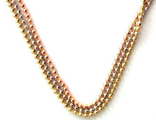 Stylish Maharaja triple chain Beads