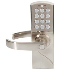 Left Handed Keypad Door Lock Keyless Password Code Combination Cottage Resort