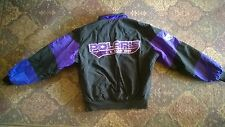 Vintage Pro Polaris snow mobile sled 1997 Coat Jacket Purple Black Large L