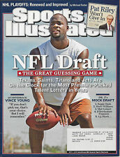 """Sports Illustrated 5/1/2006 """"NFL Draft"""" Class of 2006 - Vince Young - Titans QB"""