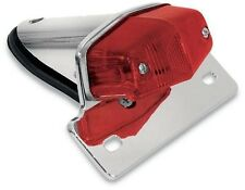 Lucas-Style Taillight with Chrome Bracket Emgo  62-21521