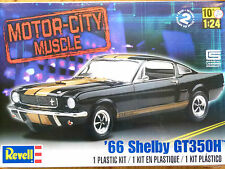 Revell Monogram 1:24 '66 Shelby GT350H Car Model Kit