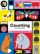 The Learning Garden: Counting by Aino-Maija Metsola (2016, Board Book)