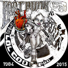 LOST PUNK FROM THE 80'S & FUTURE PUNK CLASSIC'S / CD COMP (PUNK, ANARCHO, CRASS)