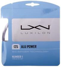 Corde Tennis LUXILON BB Alu Power 1,25 n.1 matassina 12m monofilamento