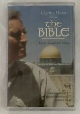 Charlton Heston Presents The Bible Music Soundtrack Cassette