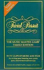 Trival Pursuit - Family Edition [VHS], Good VHS, ,