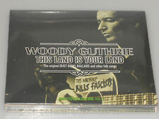 Woody Guthrie - This Land Is Your Land NEW / SEALED (CD)