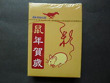 DA MA CAI PLAYING CARDS-NEW
