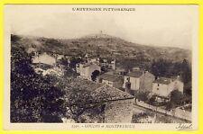 cpa 63 - L'Auvergne Pittoresque Villages de COUDES et MONTPEYROUX (Puy de Dôme)