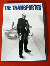 The Transporter:Special Delivery Ed. Exc. ex-rental DVD Jason Statham Shu Qi OOP
