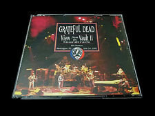 Grateful Dead View From The Vault II Two 2 Soundtrack RFK 6/14/1991 7/12/90 3 CD