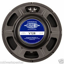 "Eminence Legend V128 12"" Guitar Speaker 8 ohm FREE SHIPPING!!!"