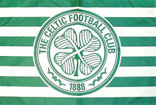 CELTIC FC FLAG 5' x 3' Official Scotland Scottish Football Club Team Soccer