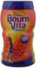 Cadbury Bournvita Chocolate Pro Health Vitamin Drink - 500g FREE DELIVERY !!