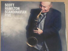 SCOTT HAMILTON SCANDINAVIAN FIVE -Live At Nefertiti- CD + DVD