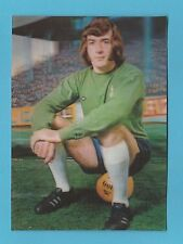 THE  SUN - RARE  3D  FOOTBALL  CARD -  PAT  JENNINGS  OF  TOTTENHAM  - 1972