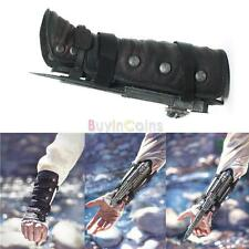 Trendy 1pcs New Men Cosplay Assassins Creed IV Black Flag Pirate Hidden Blade
