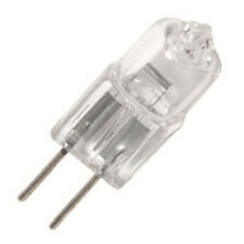 12 (TWELVE) JC/G4 Bi-Pin 12V 5W Halo Light Bulbs