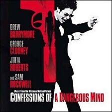 Confessions Of A Dangerous Mind - 2003 Music From The Miramax Motion Picture CD