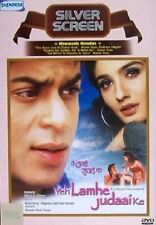 YEH LAMHE JUDAAI KE (SHAHRUKH KHAN) - BOLLYWOOD ORIGINAL DVD - FREE POST