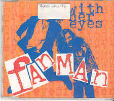 Fanman - With Her Eyes, CD-Single