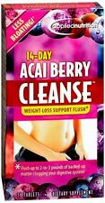 APPLIED NUTRITION - 14 Day Acai Berry Cleanse 56 Tablets Weight Loss - FEB 2017