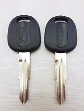 2X BLANK KEY FIT FOR CHEVY CHEVROLET OPTRA AVEO FREE SHIPPING