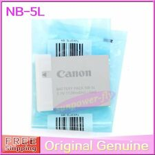 Genuine Original Canon NB-5L NB5L Battery for SX230 SX220 SX200 S110 CB-2LXE