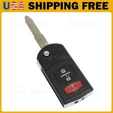 Smart Key Keyless Entry Remote Transmitter Prox Uncut for Mazda 2 3 5 6 CX-7