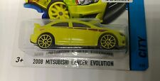 Hot Wheels 2008 Lancer Evolution Color Shifter