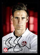 Bastian Becker Autogrammkarte 1 FC Kaiserslautern 2016-17 Original Sign+A 143665