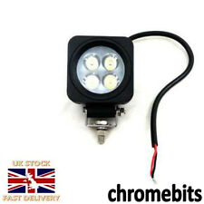 4 PCS 10-30V 4 LED WORK FLOOD BEAM LAMPS LIGHTS JOHN DEERE VALTRA FENDT TRACTOR