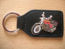 Schlüsselanhänger Honda CB 750 CB750 Four rot red Motorrad Art. 0237 Portachiavi