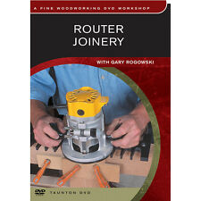 Router Joinery DVD - Rockler Promotions   Current Promotions   Save up to 50%...