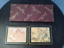 Vintage Made in England Lady Clare Set of 8 Cup Coasters