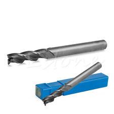 6*6*24*68mm 3 Flute Extra Long HSS & Aluminium End Mill Cutter CNC Bit Extended
