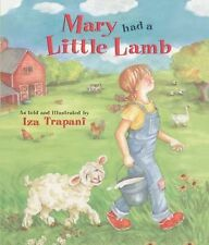 Mary Had A Little Lamb by Iza Trapani c2003, Hardcover, VGC, We Combine Shipping